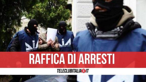smantellati 3 cartelli narcotraffico arresti