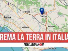 terremoto latina