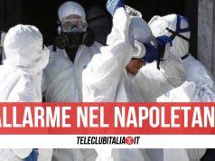 virus contagi Castellammare