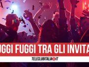 festa 18 anni carabinieri campania