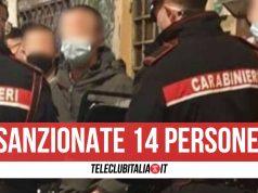 carabinieri melito bar