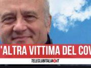 campania covid morto Antonio Monteleone