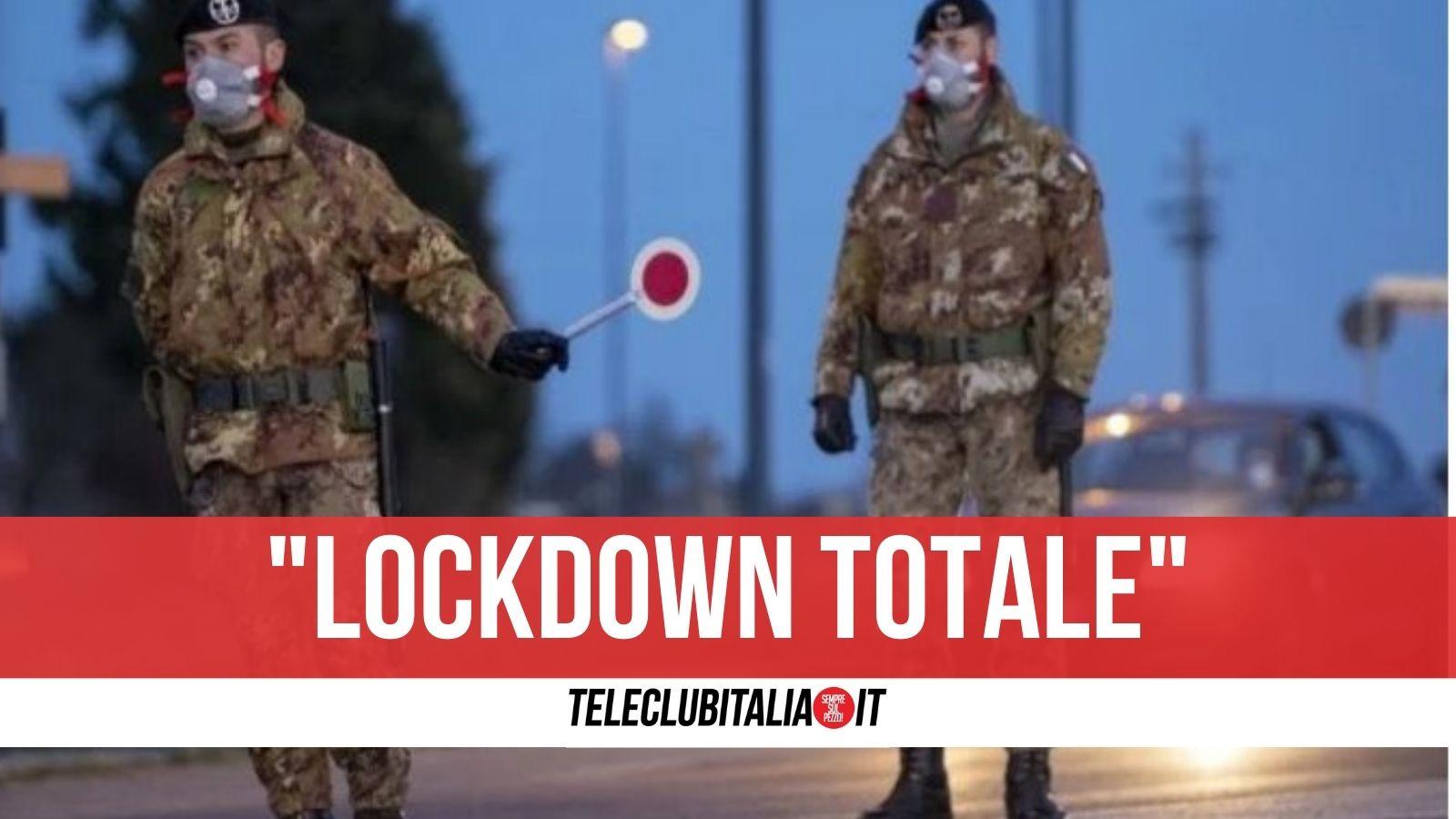 lockdown pregliasco