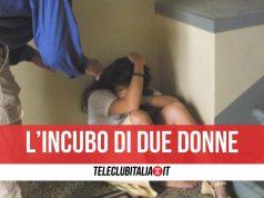 arrestati mariti violenti giugliano qualiano