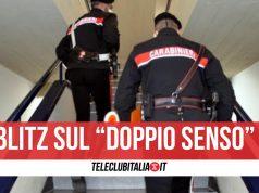 arrestato evaso hotel circumvallazione giugliano
