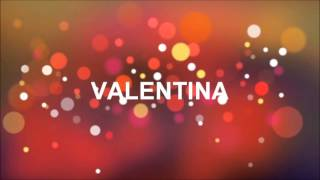 auguri valentina immagini buon onomastico 6