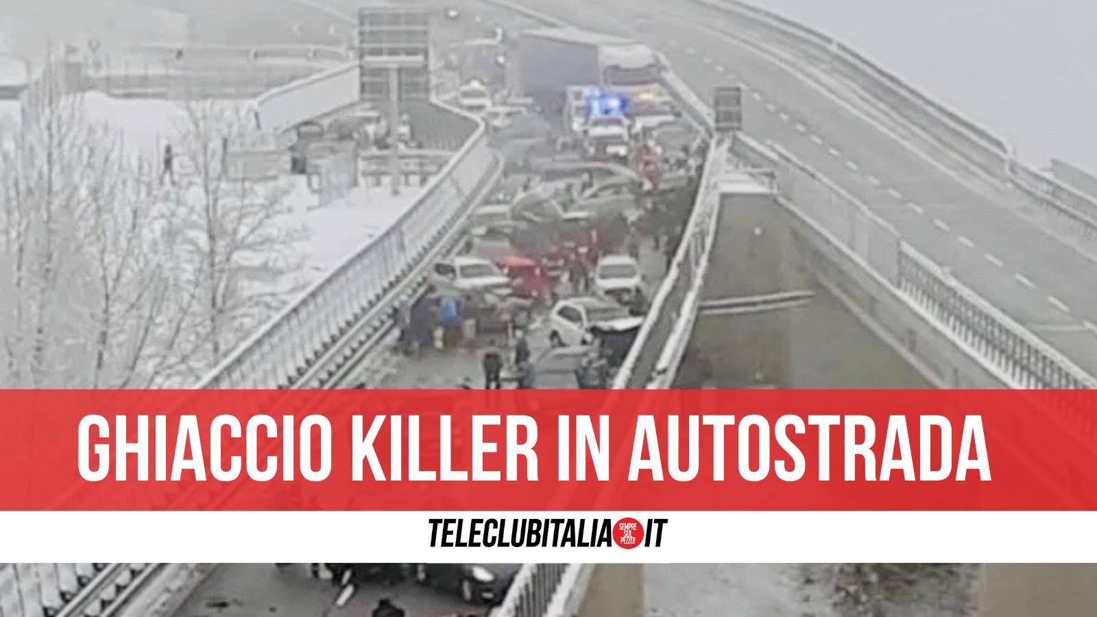autostrada a32 incidente 13 febbraio