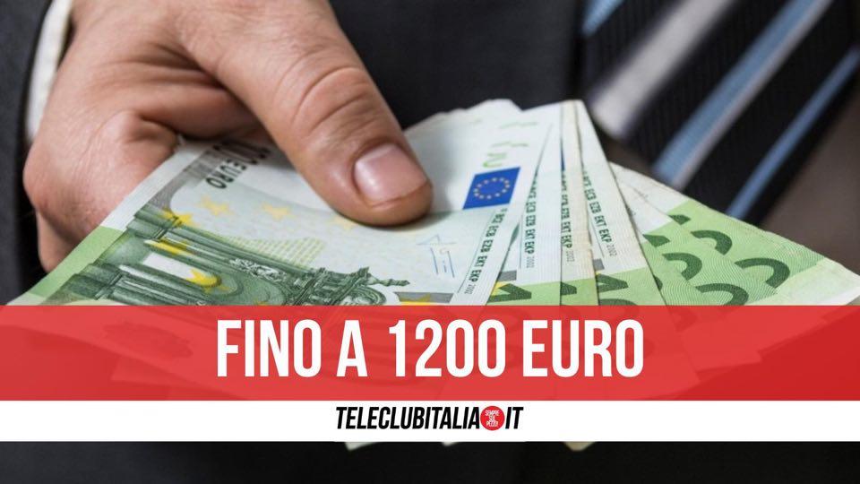 bonus 100 euro inps in busta paga