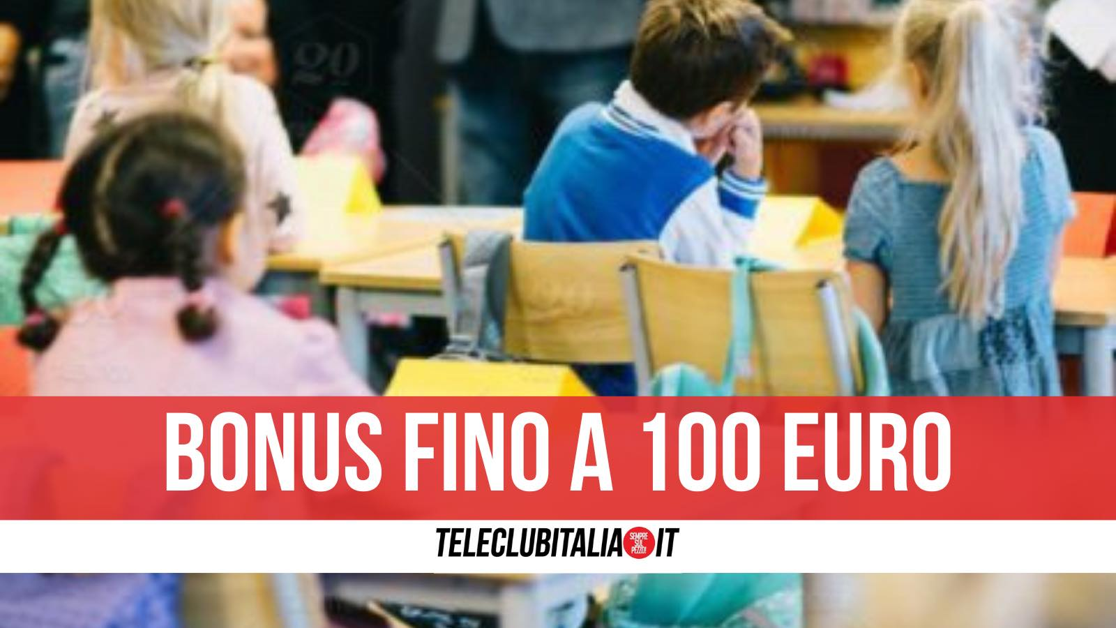 bonus 100 euro scuola covid