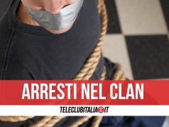clan casalesi arresti sequestro persona