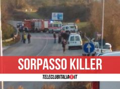 incidente morto pignataro maggiore incidente