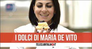 maria de vito giugliano dolci pastry chef