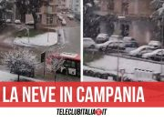 neve campania 13 febbraio benevento avellino