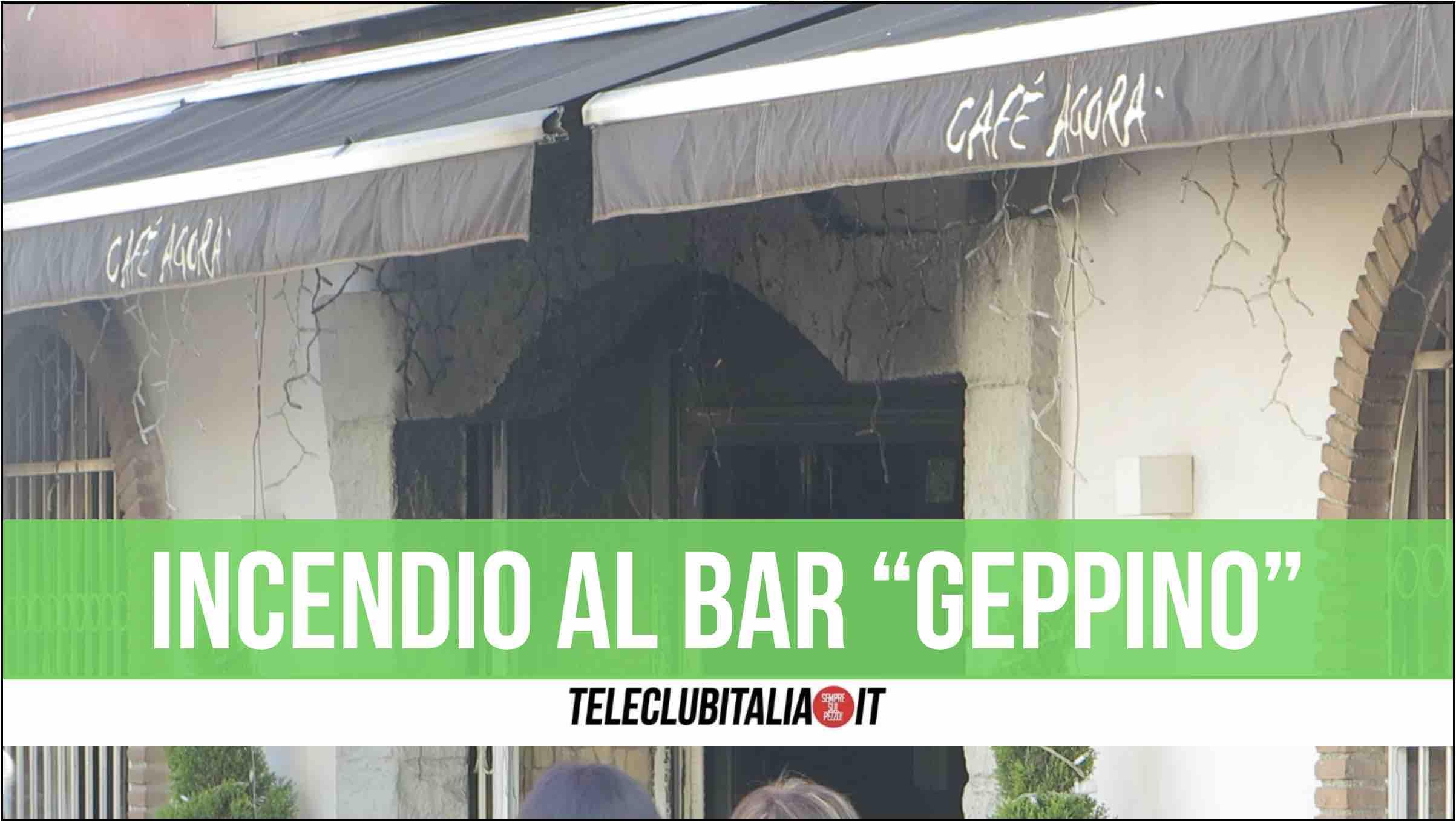 parete incendio bar geppino agorà