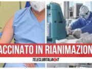 pietravairano vaccinato rianimazione