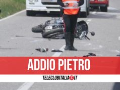 pietro poli morto incidente rutigliano