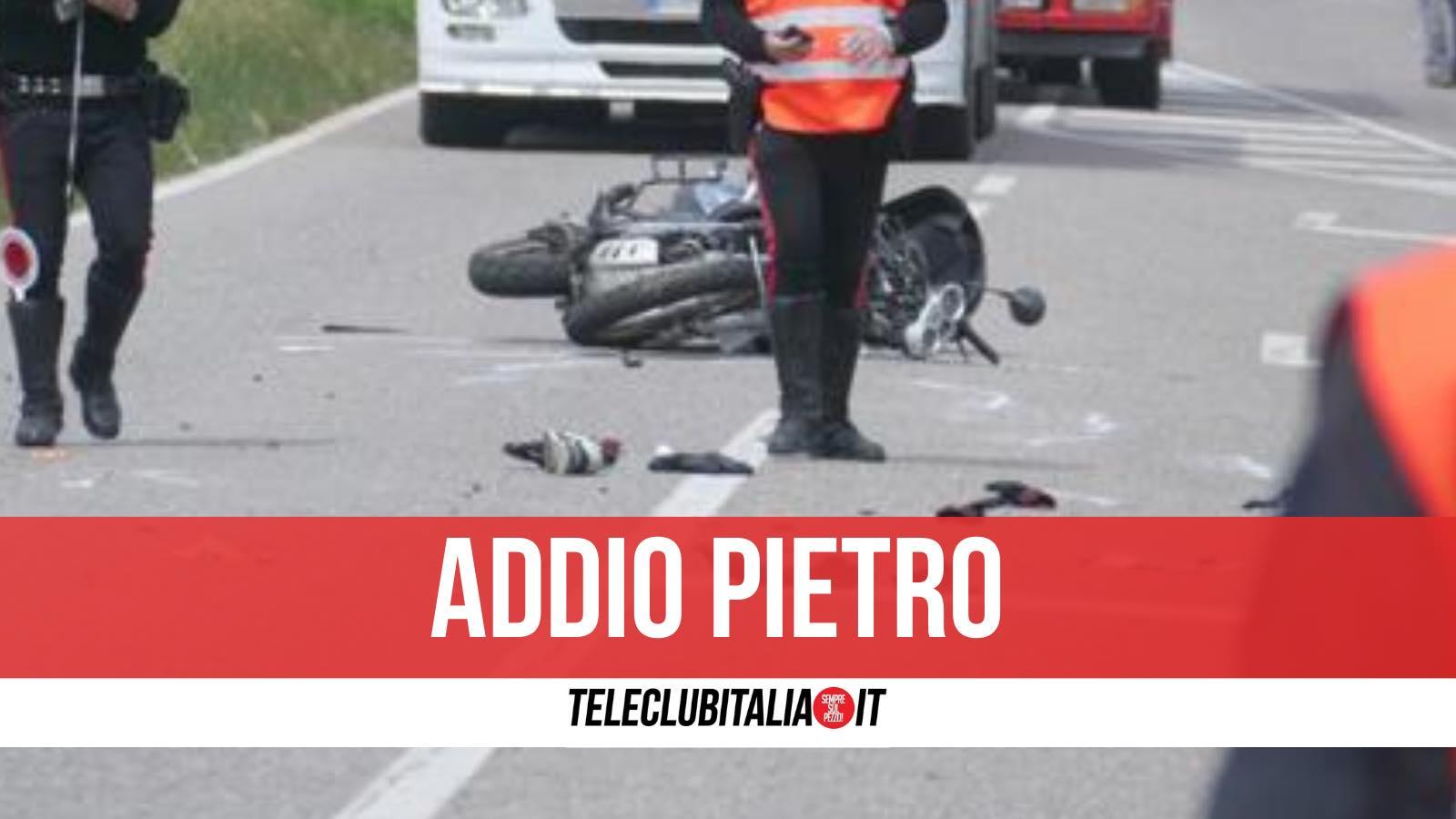 pietro poli morto incidente rutigliano