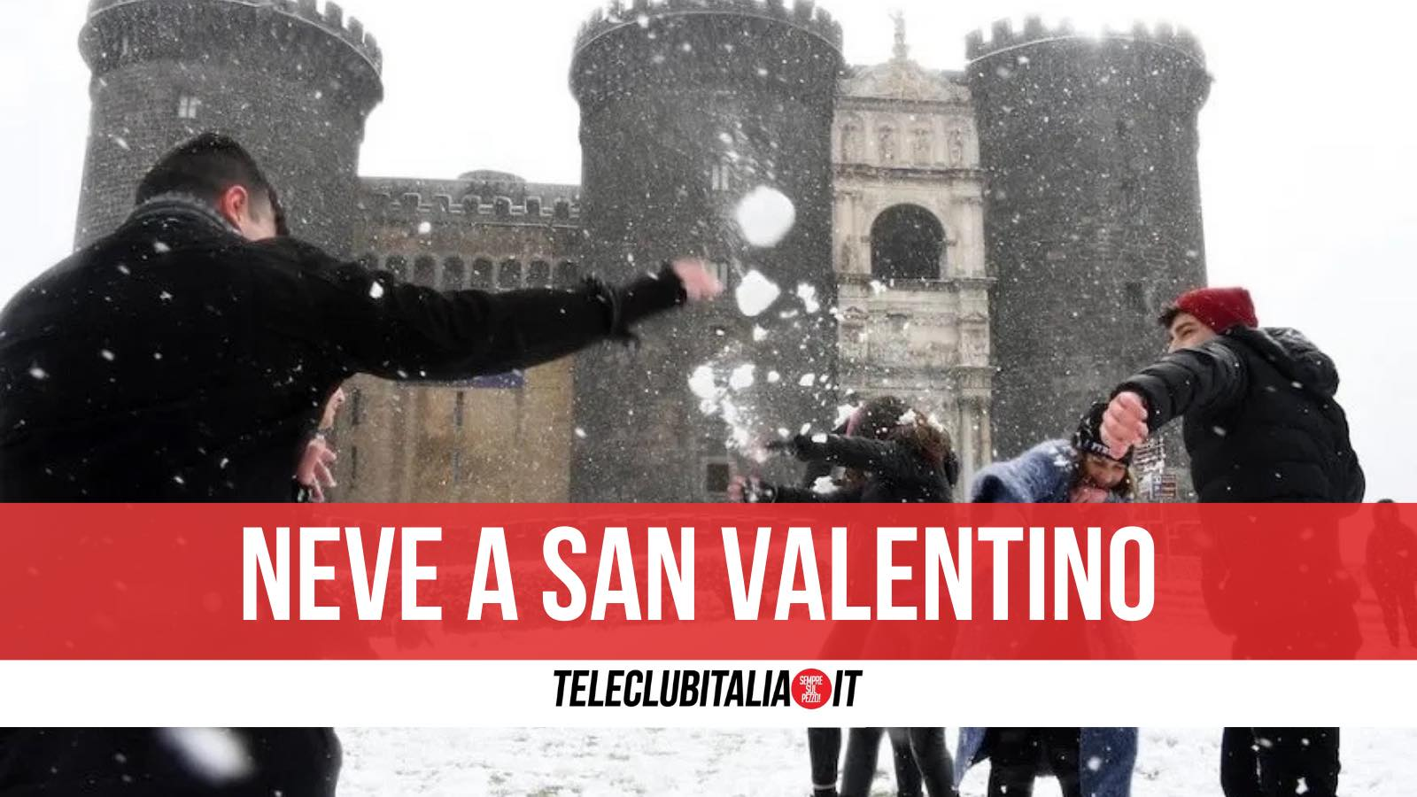 previsioni meteo napoli campania san valentino