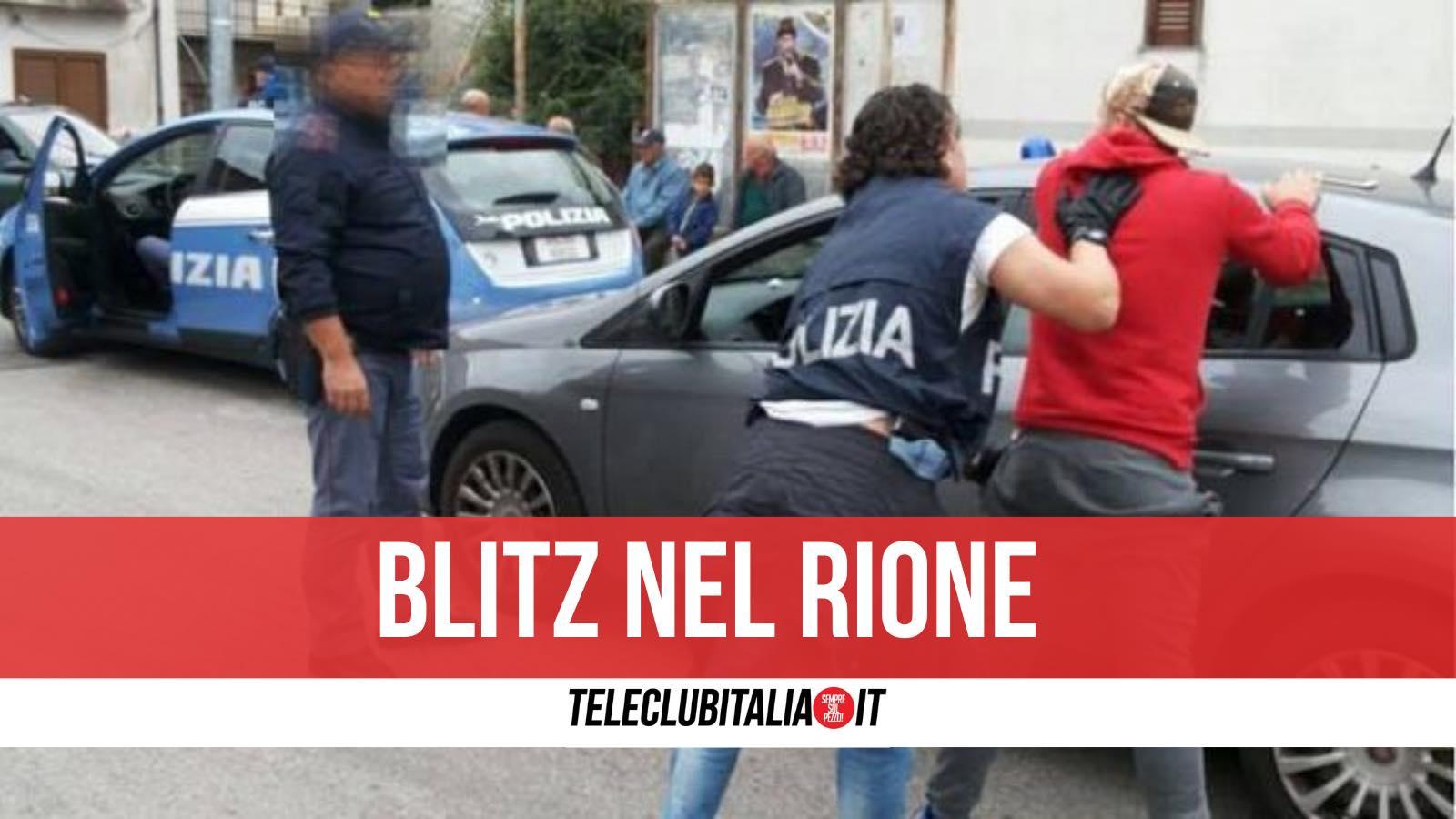 rione conocal arrestata pusher