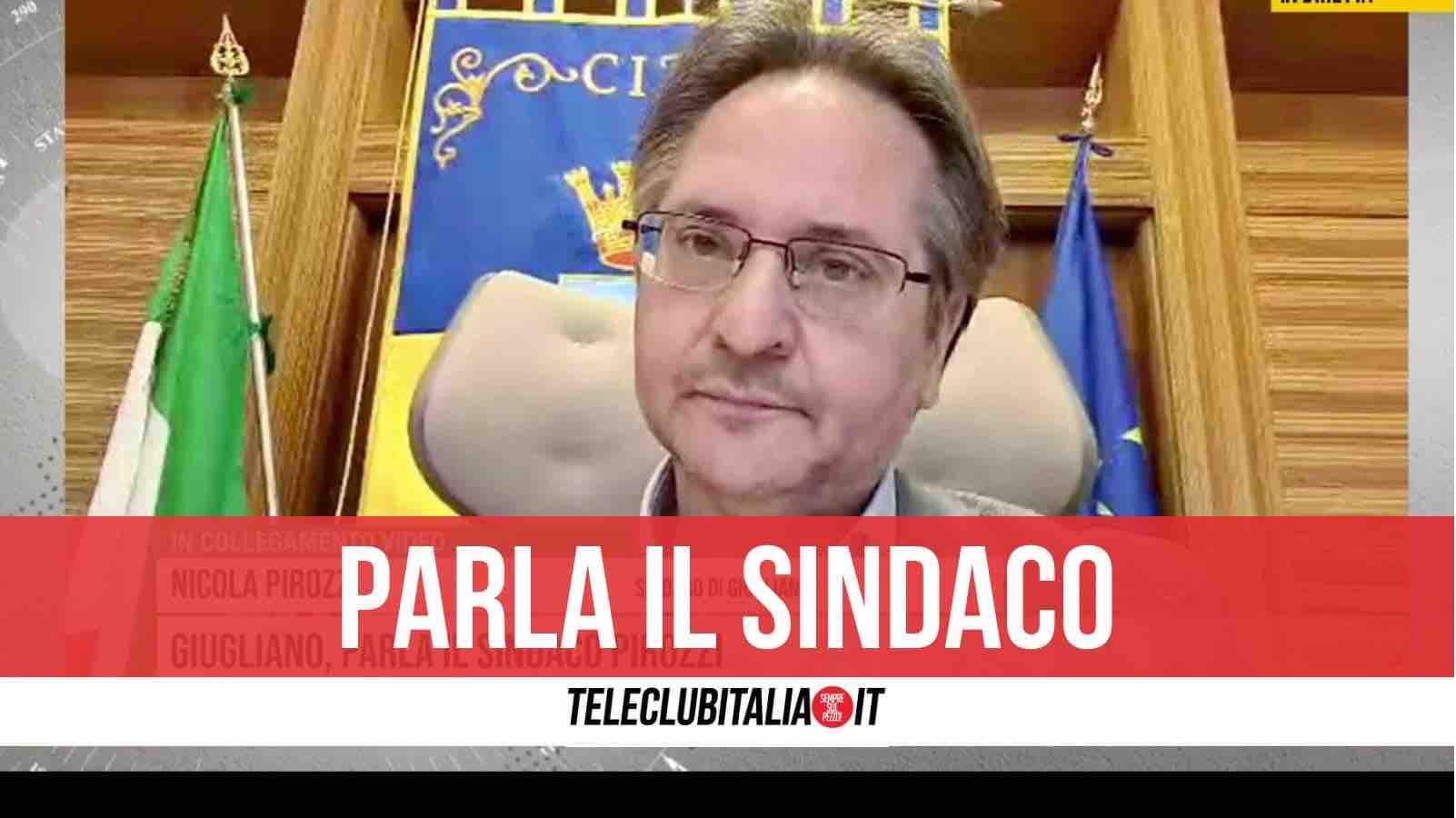 sindaco pirozzi giugliano