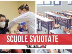 vaccino astrazeneca scuole napoli