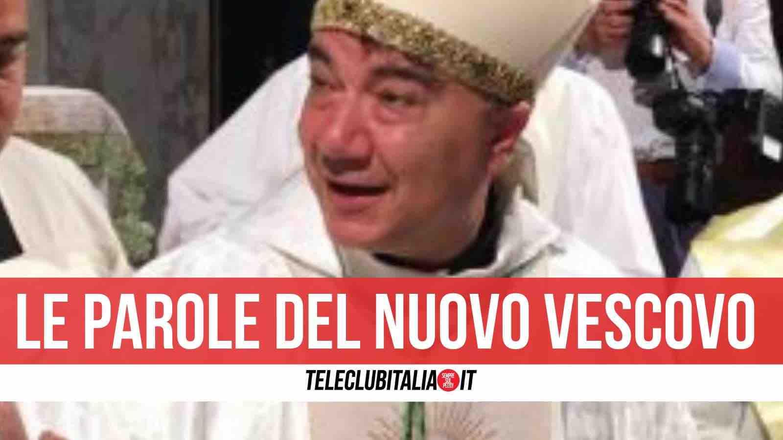 vescovo battaglia napoli