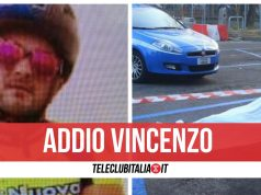 vincenzo fiorenzano morto polizia castel volturno aversa