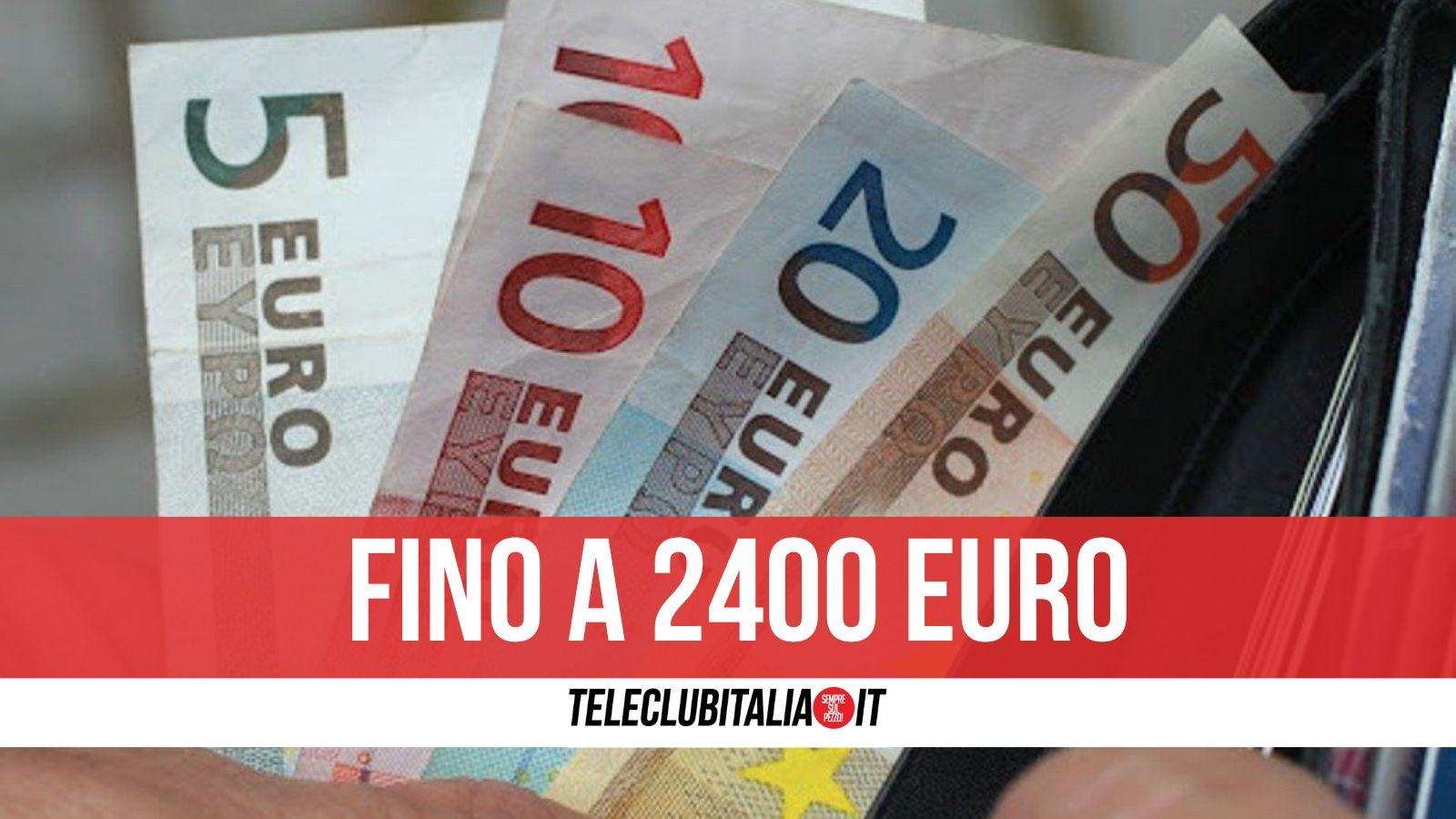 2400 euro reddito di emergenza requisiti beneficiari