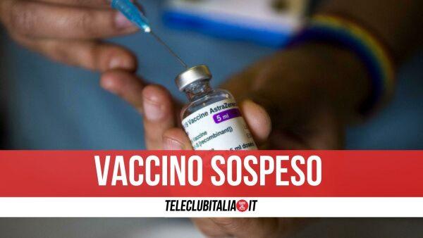 vaccino sospeso piemonte