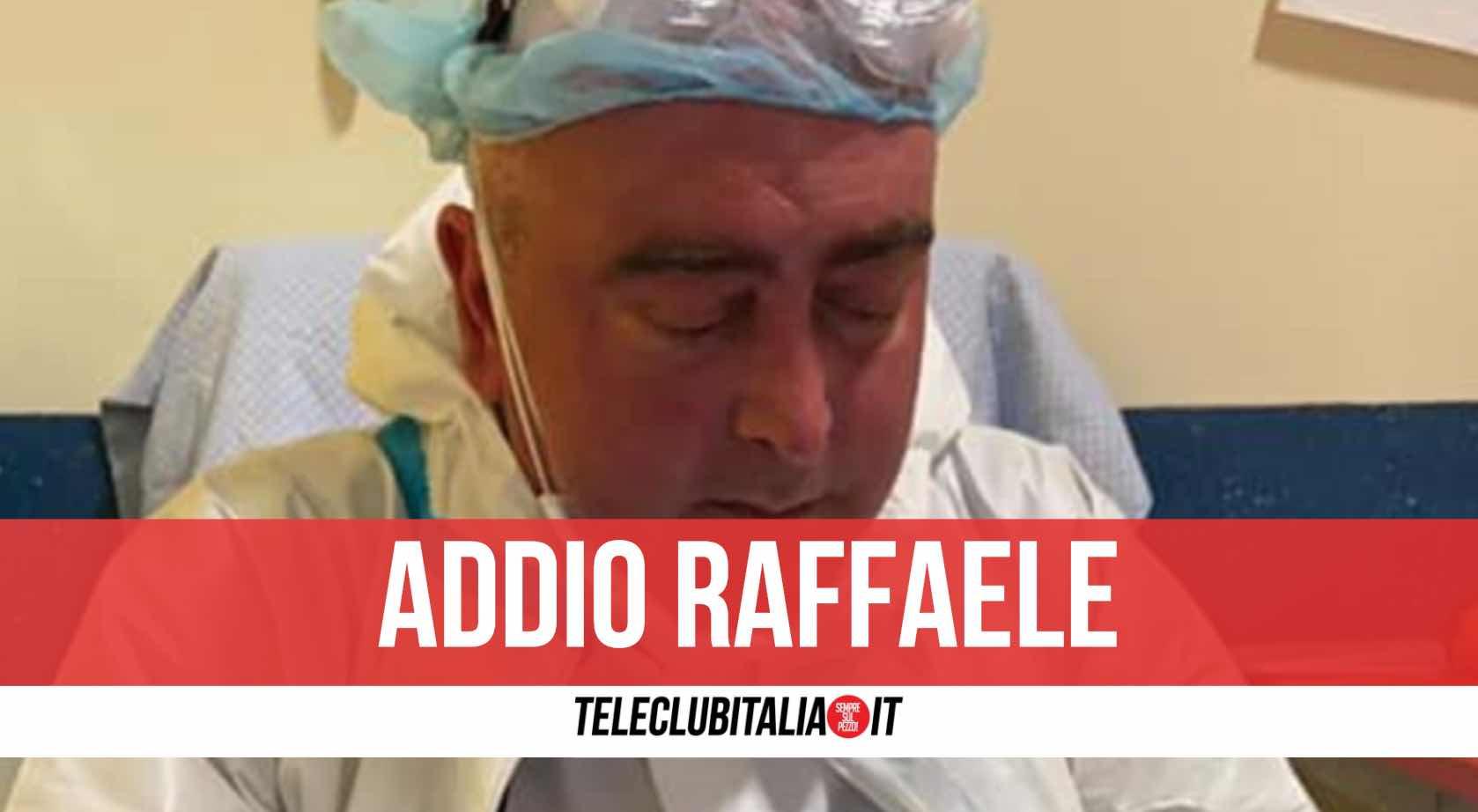 Raffaele Zagaria morto infermiere