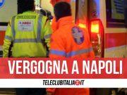 baby gang assalta ambulanza