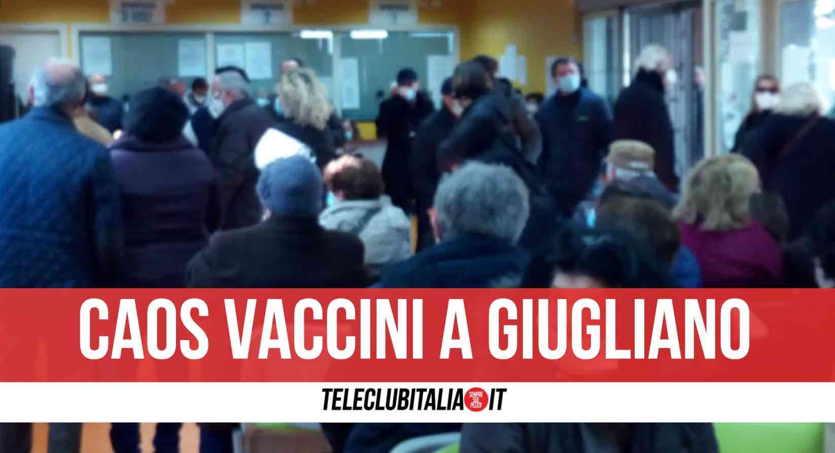 vaccini giugliano asl