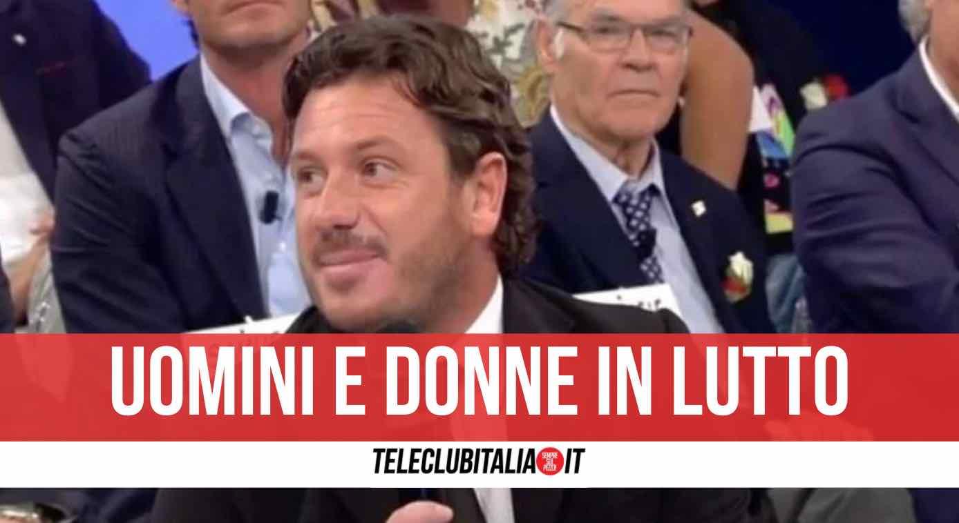 uomoni e donne morto Fabio Donato Saccu