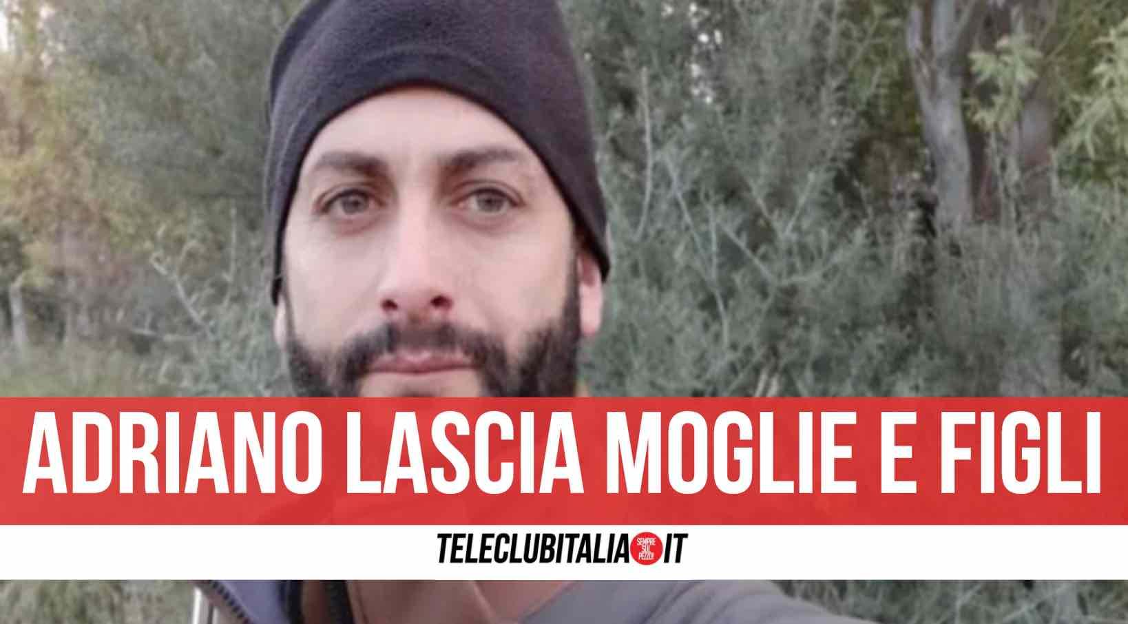 Adriano Parisi morto incidente sicilia