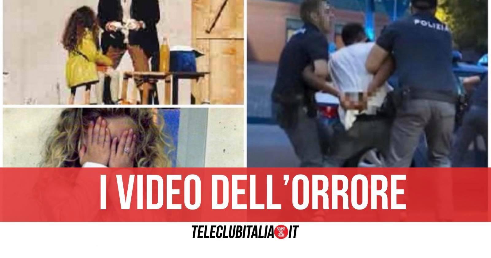 arrestati pedofili video filmati