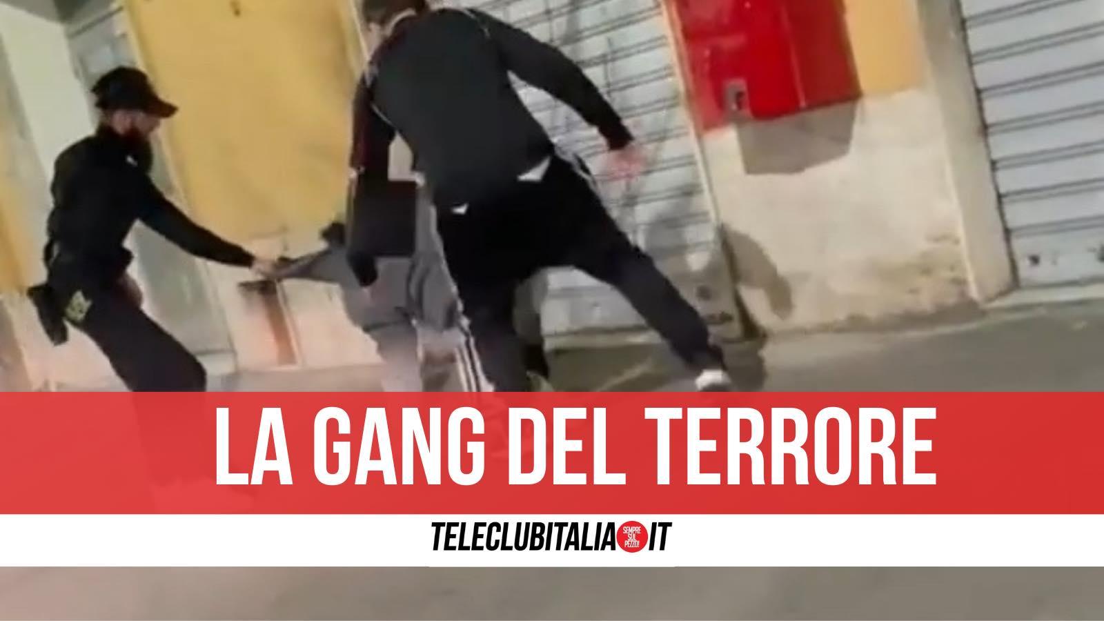 arrestati tre giovani piazza nolana