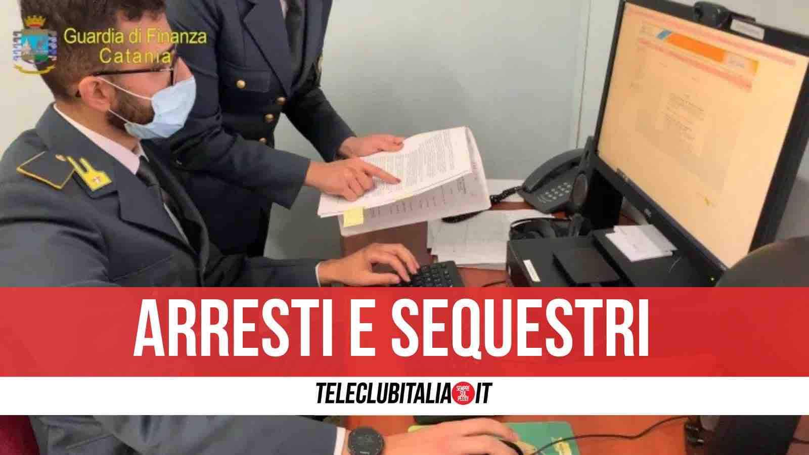 arresti catania