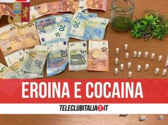 arresto scampia droga