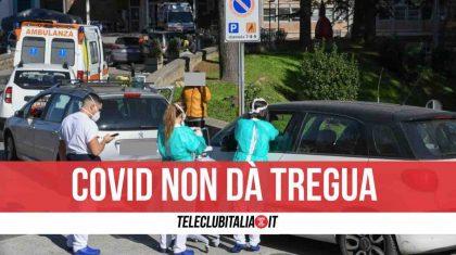 Covid in Campania, l'indice di contagio torna a salire: il bollettino di oggi 7 marzo