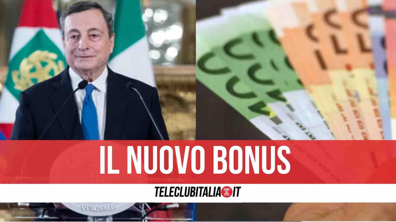 bonus mille euro
