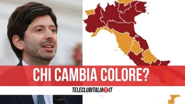 Regione Lazio verso la zona arancione? Regole e scuola, cosa può cambiare da lunedì 29 marzo