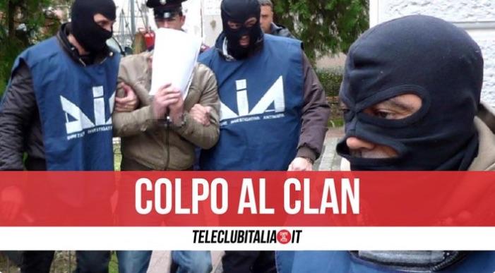 camorra clan d'alessandro arresti 23 marzo nomi