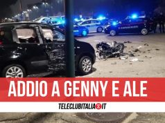 incidente scampia morti