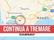pozzuoli terremoto mattina 15 marzo