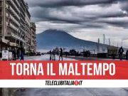 previsioni meteo campania maltempo 5 6 marzo