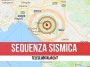 scosse terremoto vesuvio notte 10 marzo