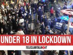 terzigno ordinanza lockdown giovani