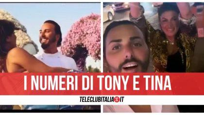 """Tony e Tina annunciano: """"Abbiamo raggiunto il milione"""". I critici: """"Numeri falsi"""""""