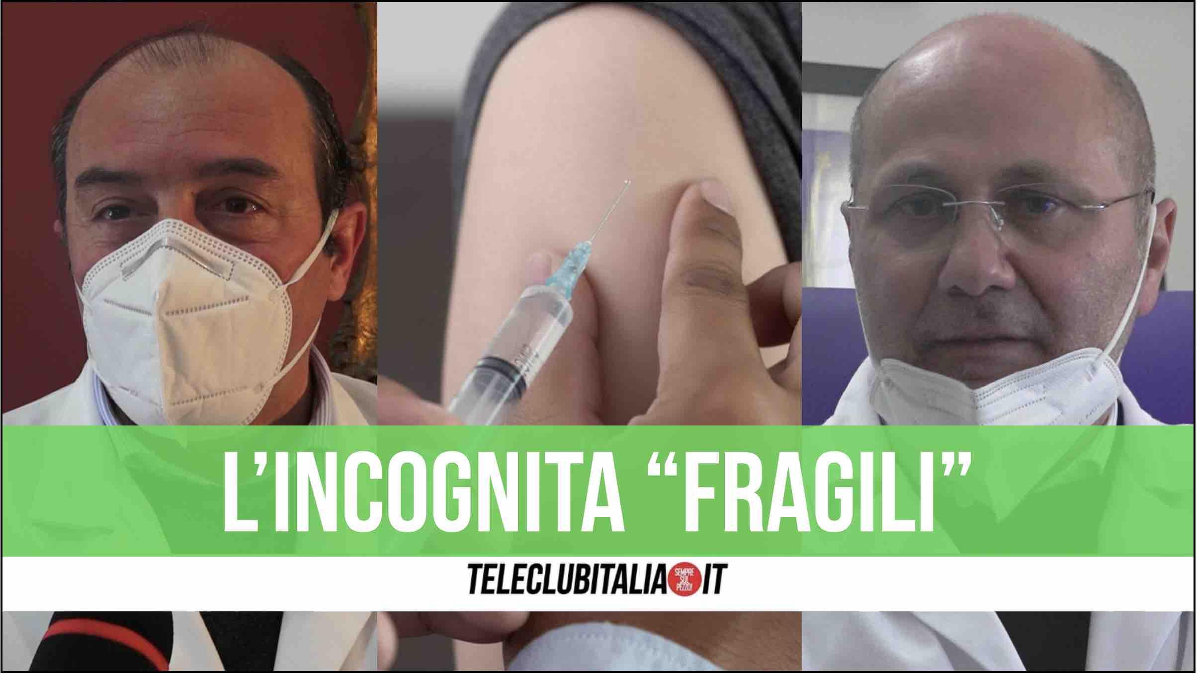vaccino medici di base pazienti fragili