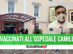 Casoria Ospedale Camilliani